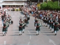Festival Interceltique Lorient - 2004 - Youghal Pipe Band (8)