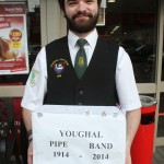 Flag Day Collection - Youghal - Saturday 18th October 2014 (