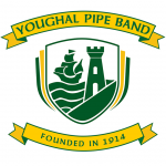 Youghal Pipe Band logo