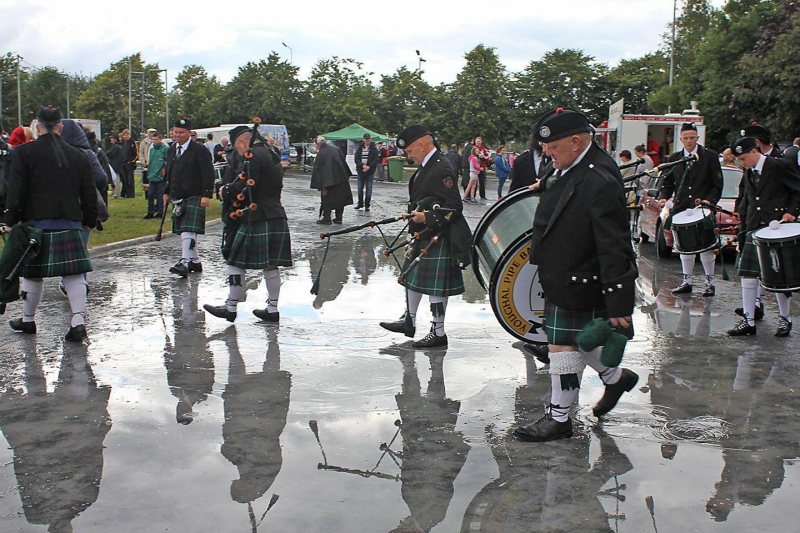 All Ireland Pipe Band Championships 2014 - Youghal Pipe Band (12)