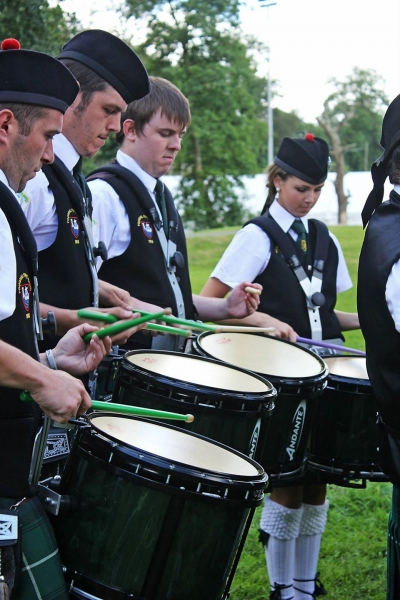 All Ireland Pipe Band Championships 2014 - Youghal Pipe Band (3)