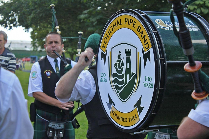 All Ireland Pipe Band Championships 2014 - Youghal Pipe Band (4)