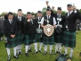 All Ireland Pipe Band Championships 2014