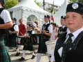 Festival Interceltique Lorient 2004 - Youghal Pipe Band (146)