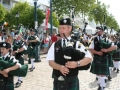 Festival Interceltique Lorient 2004 - Youghal Pipe Band (149)