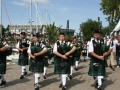 Festival Interceltique Lorient 2004 - Youghal Pipe Band (153)