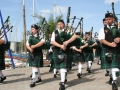 Festival Interceltique Lorient 2004 - Youghal Pipe Band (4)