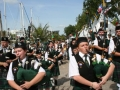 Festival Interceltique Lorient 2004 - Youghal Pipe Band (6)