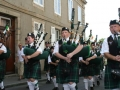 Festival Interceltique Lorient 2004 - Youghal Pipe Band (7)