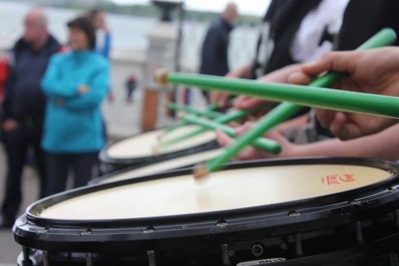 South of Ireland Pipe Band Championships - 2014 - Youghal Pipe Band (1)