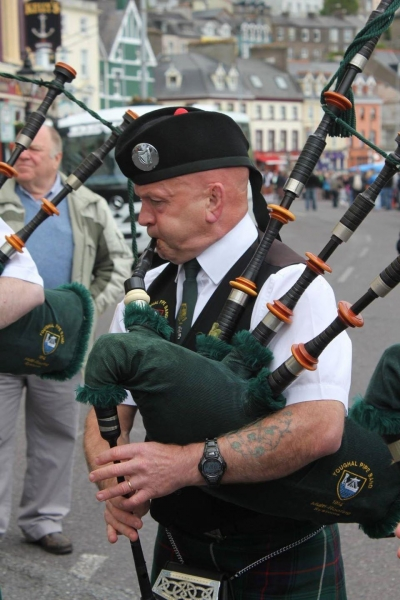 South of Ireland Pipe Band Championships - 2014 - Youghal Pipe Band (10)