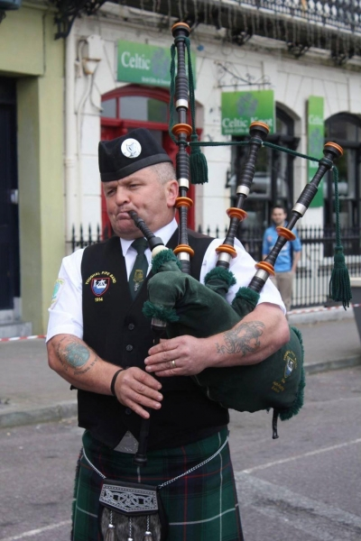 South of Ireland Pipe Band Championships - 2014 - Youghal Pipe Band (11)