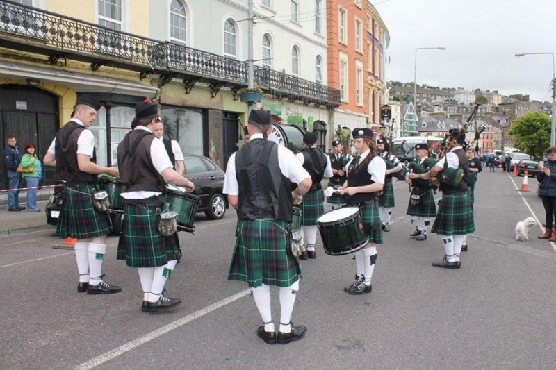 South of Ireland Pipe Band Championships - 2014 - Youghal Pipe Band (16)