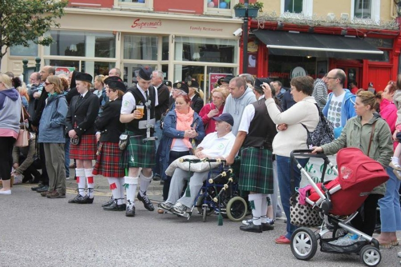 South of Ireland Pipe Band Championships - 2014 - Youghal Pipe Band (17)
