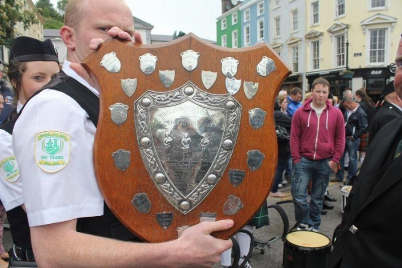 South of Ireland Pipe Band Championships - 2014 - Youghal Pipe Band (19)
