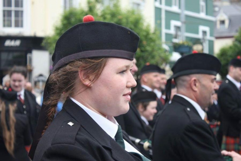 South of Ireland Pipe Band Championships - 2014 - Youghal Pipe Band (20)