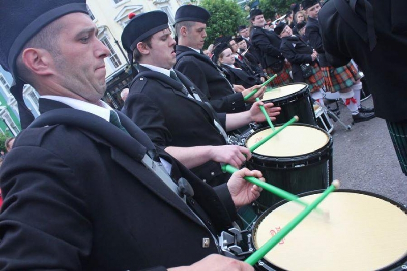 South of Ireland Pipe Band Championships - 2014 - Youghal Pipe Band (23)
