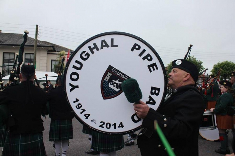 South of Ireland Pipe Band Championships - 2014 - Youghal Pipe Band (24)