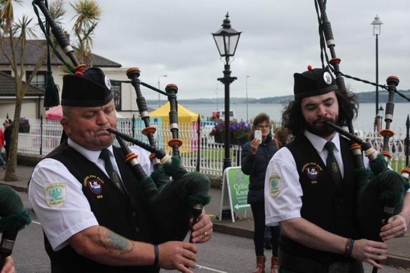South of Ireland Pipe Band Championships - 2014 - Youghal Pipe Band (5)