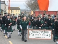 St. Patricks Day Festival Parade 2007 - Youghal Pipe Band (13)