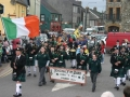 St. Patricks Day Festival Parade 2007 - Youghal Pipe Band (6)