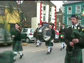 youghal pipe band st patricks day parade 2005 (2)
